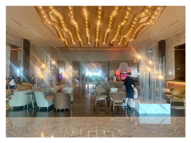 The Grand at Moon Palace Lobby