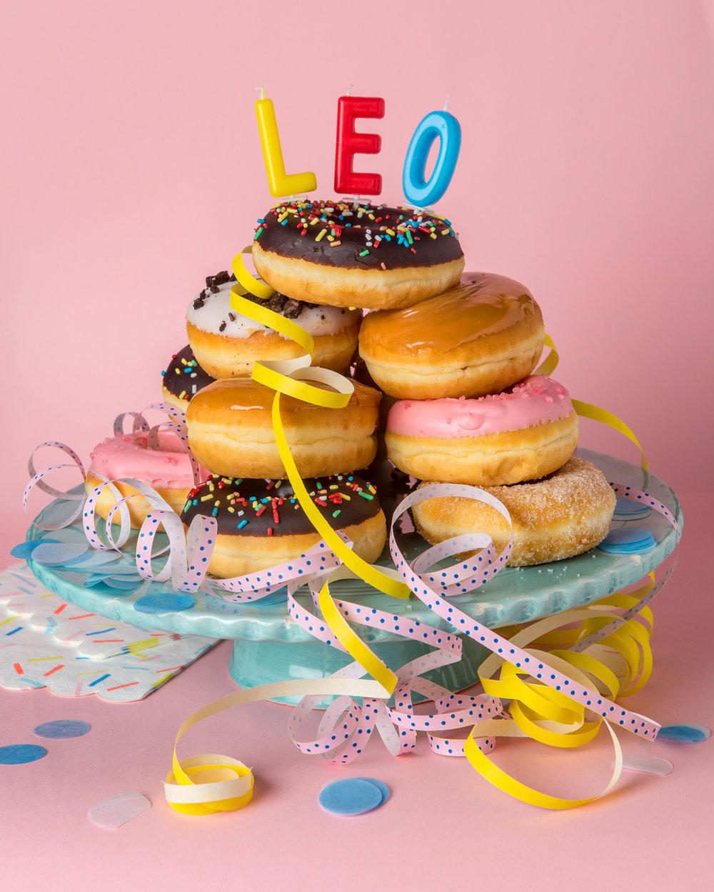 Tårtljus, bokstäver