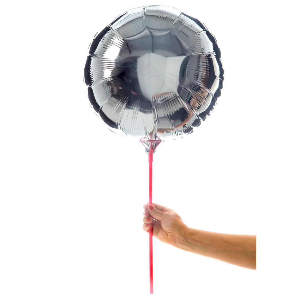 Silverballong