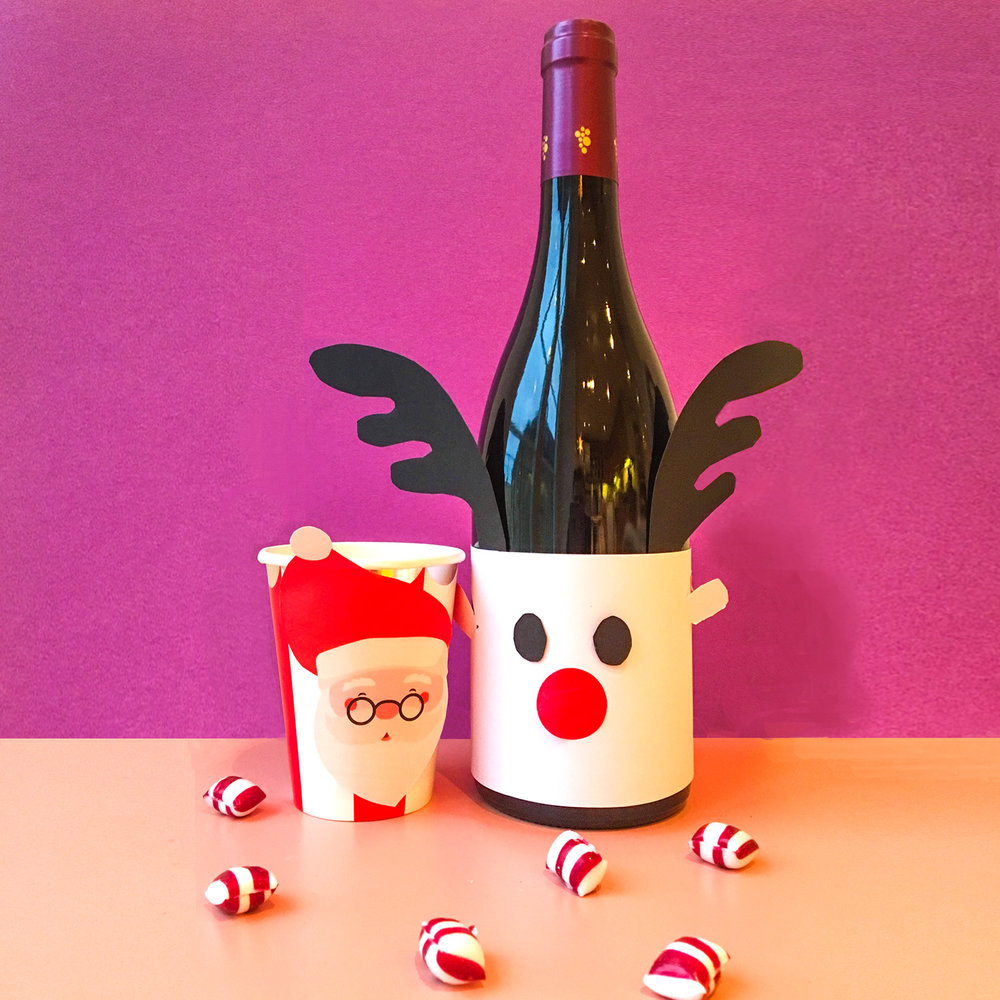 vin till tomten