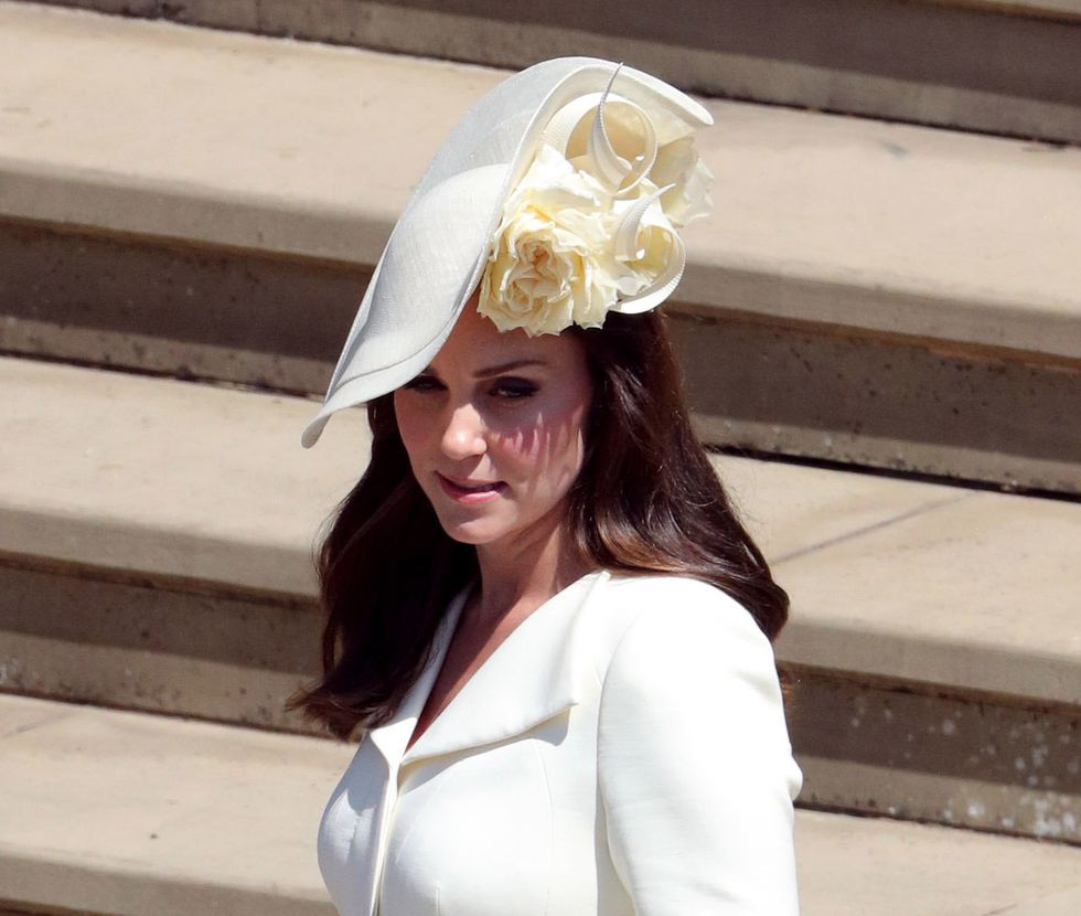 KATE MIDDELTON  - THE DUCHESS OF CAMBRIDGE