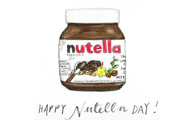 national nutella day