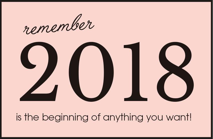 new year 2018 quote