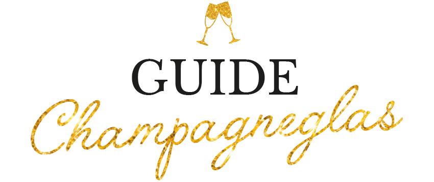 guide champagneglas