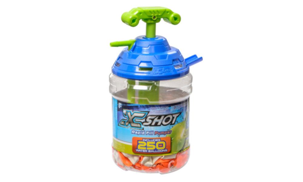 Vattenballongspump - den här kommer från BR Leksaker och kostar 99 kr