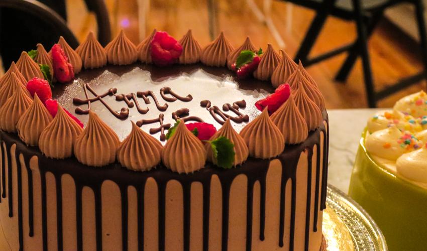 tårta mr Cake