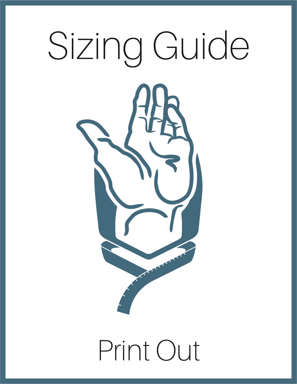 Sizing Guide..