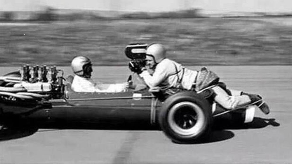 Stunt Driver / Precision Driver