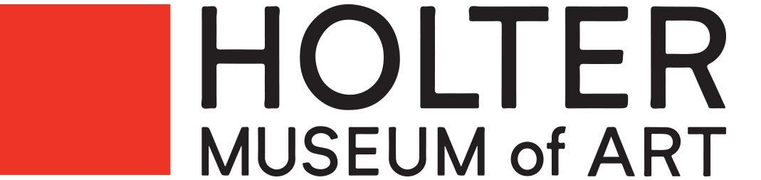 logo for the Holter Museum of Art, Helena, Montana