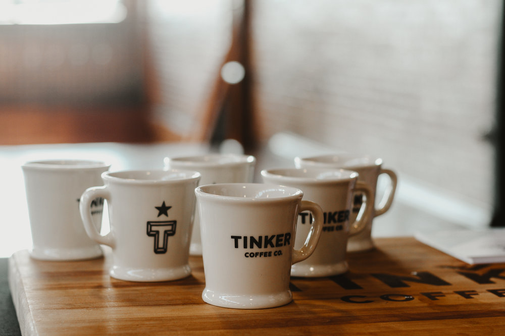 Photo courtesy of Tinker Coffee Co.