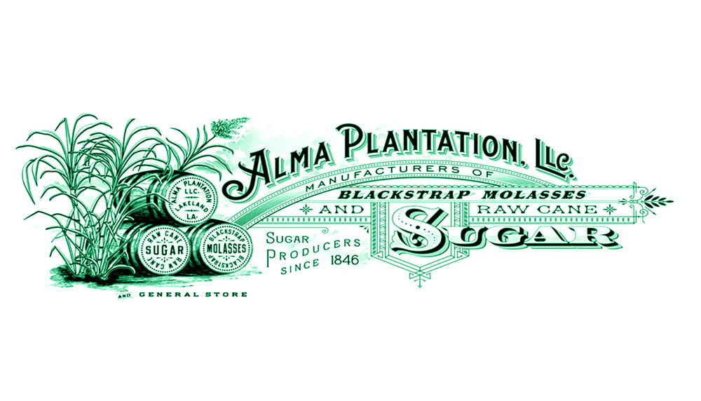 Alma Plantation LLC 4612 Alma Road Lakeland, LA 70752