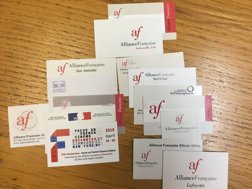 Alliance Française Network