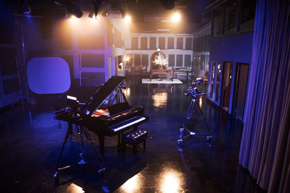The Premier Livestream Studio for Artists & Creators