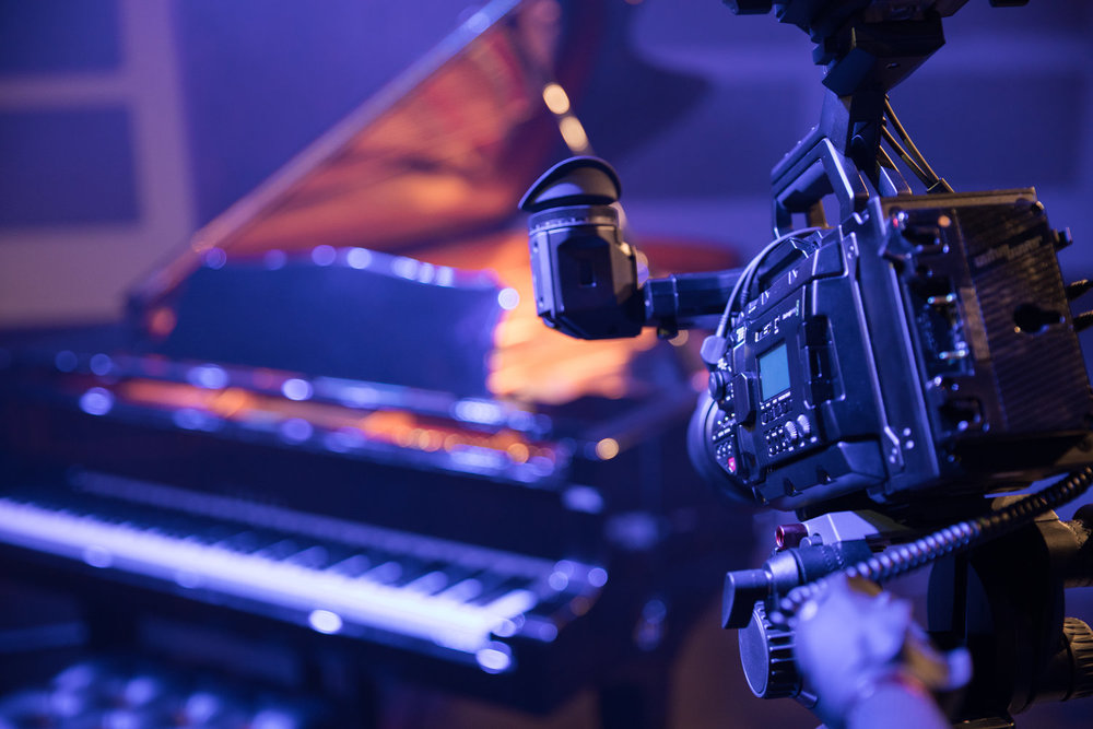 Our Livestream Production Studio Comes Fully Equipped With Four Ursa Mini Pros