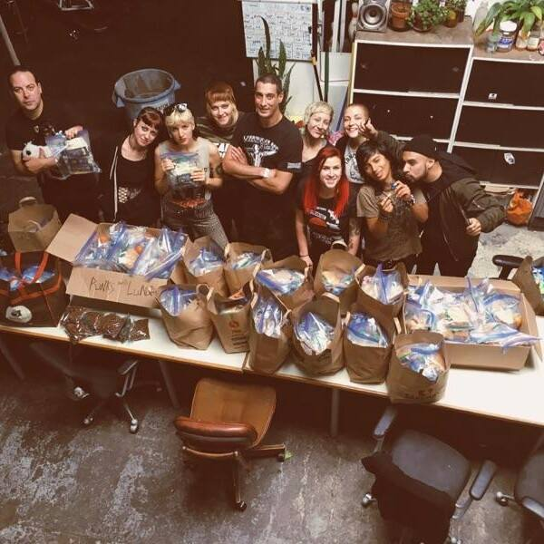 BrokeAssStuart - MEET THE OAKLAND PUNKS FEEDING THE HOMELESS