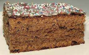 I do miss the office birthday cake -