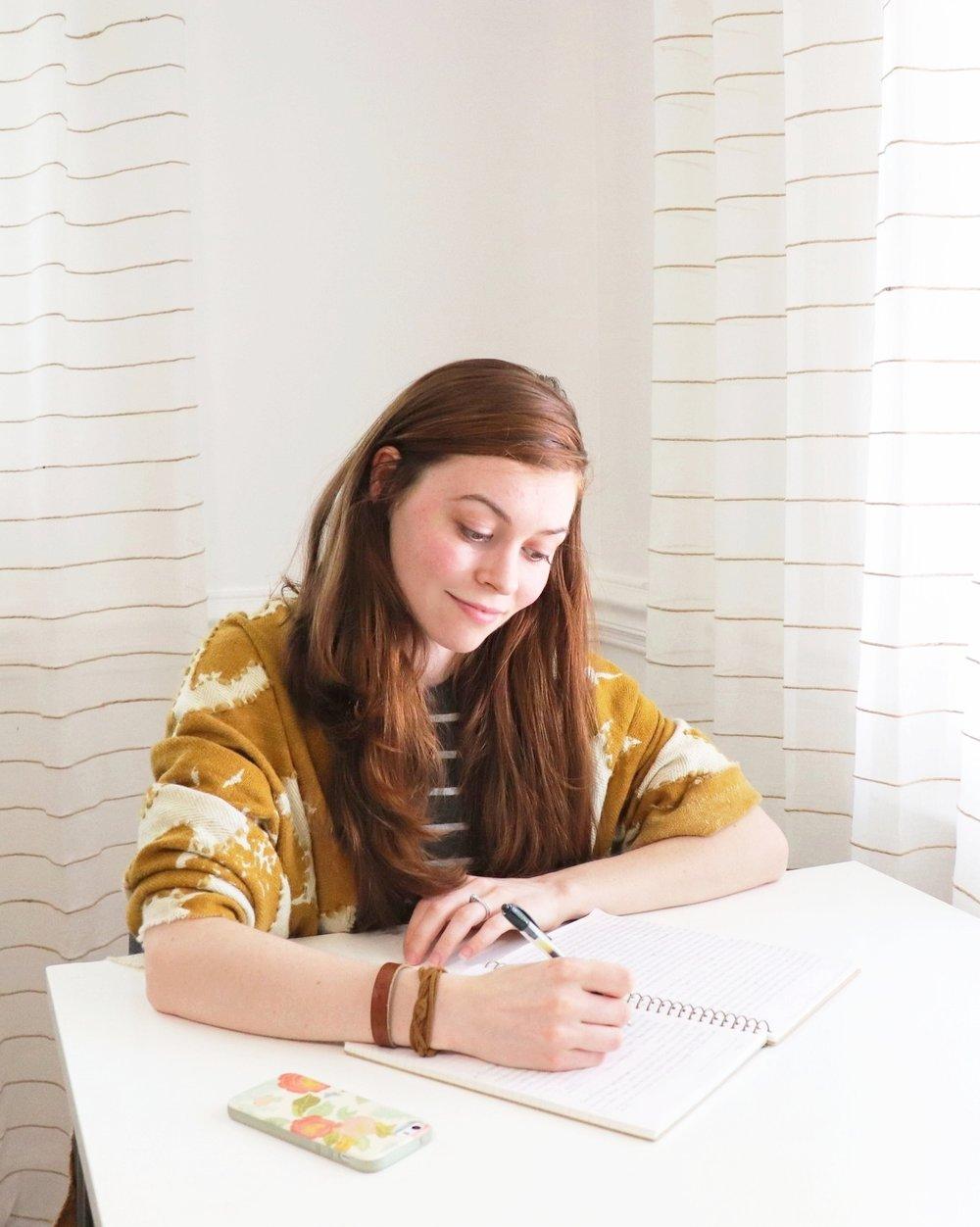 my creative entrepreneur business story behind pondertrail