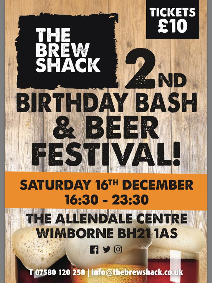 Brew Shack Beer Festival