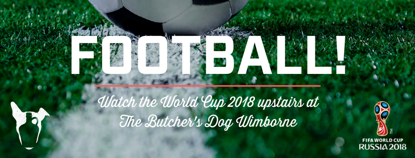 Watch the World Cup 2018 from the comfort of your favourite bar