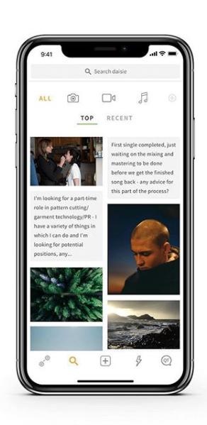 Daisie App Influencer News 1