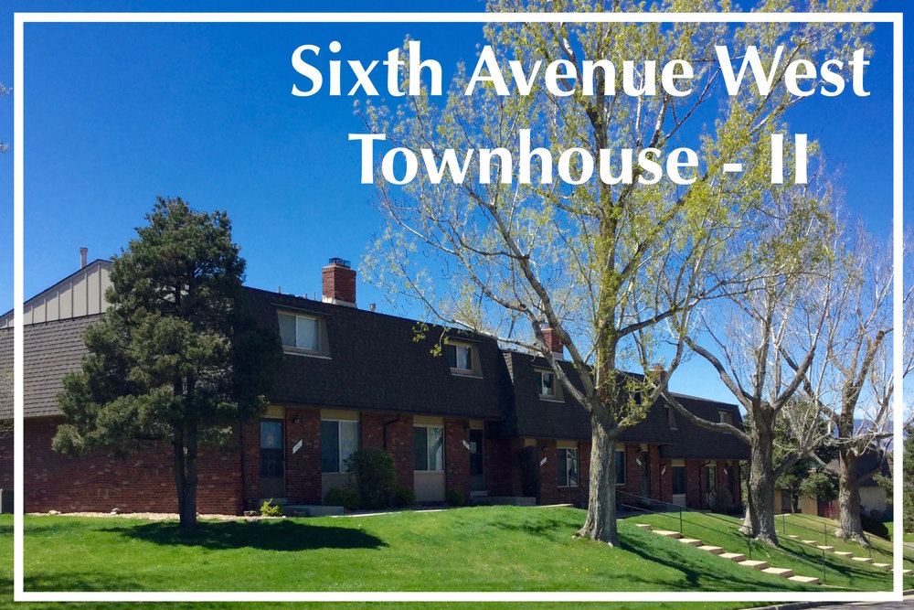 Sixth Avenue West Townhouses - Two.jpg
