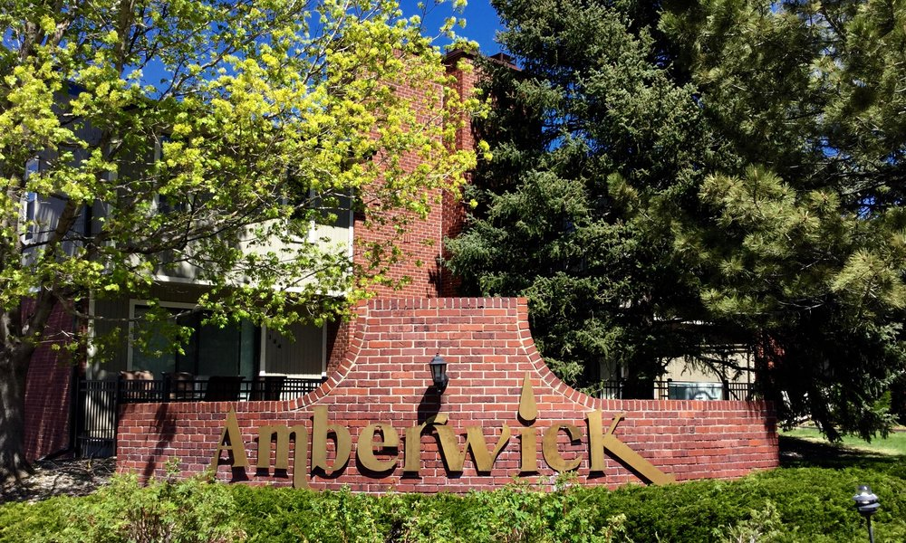 Amberwick Townhomes in Golden, Colorado. Great location and nice community.