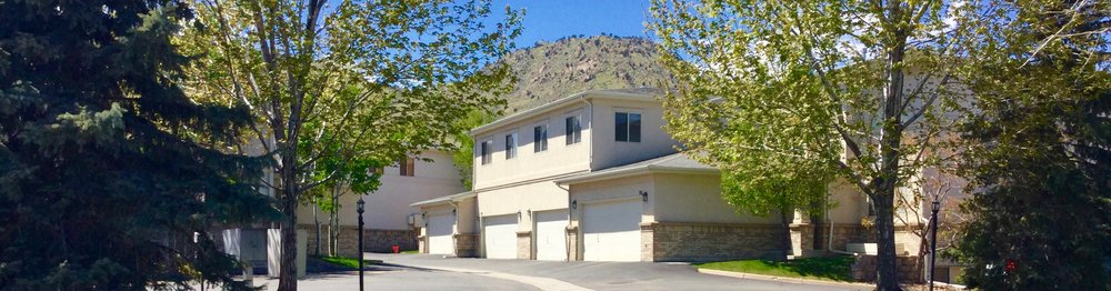 Briarwood Commons Townhomes enjoy great views and outlooks. Located in Golden, Colorado