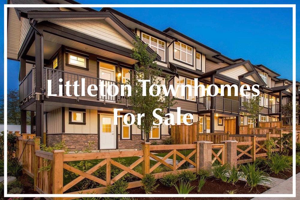 Littleton Townhomes for Sale.jpg