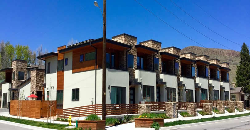 8th Street Residences are 8 outstanding luxury townhomes located in the heart of downtown Golden, Colorado.