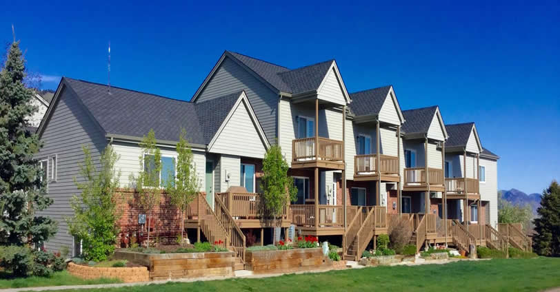 Heritage Village Townhome Community boasts a fine collection of 63 townhome residences in Golden, Colorado