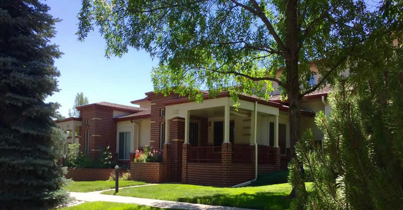 Ulysses Senior Community is a gorgeous collection of 24 Townhome residences. This 55+ age restricted community is in Golden, Colorado