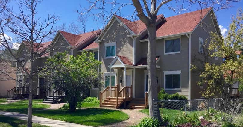 Weeping Willow Townhomes in Golden, Colorado