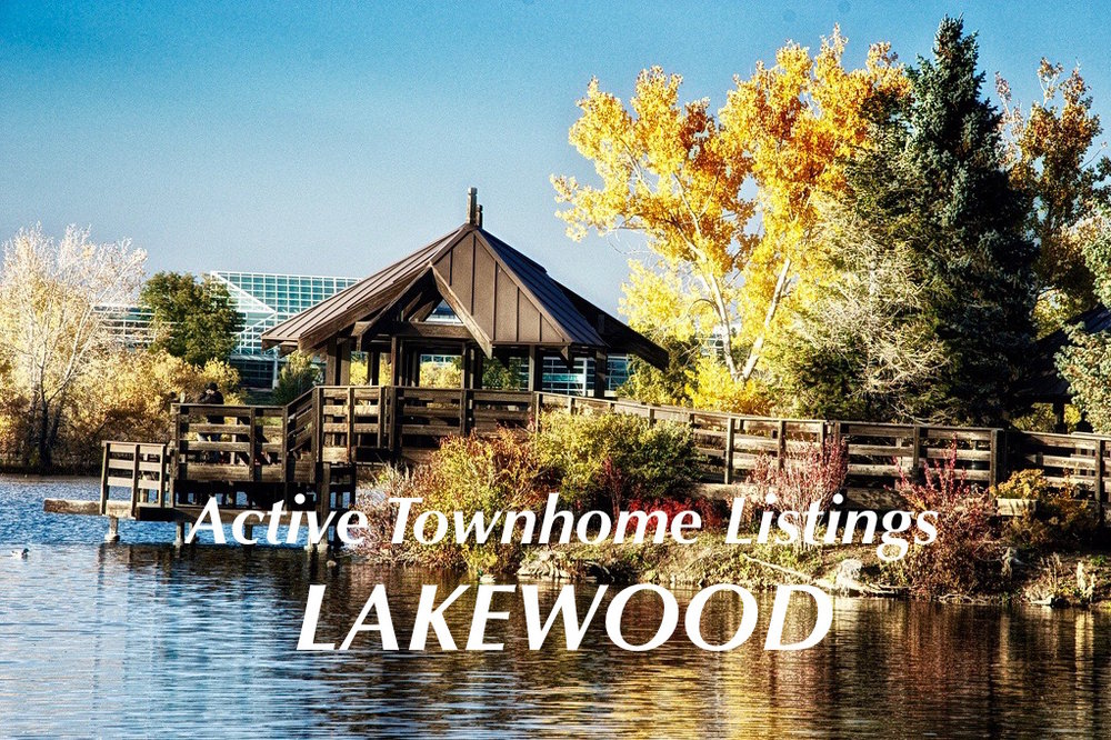 Lakewood Townhomes - Just Listed