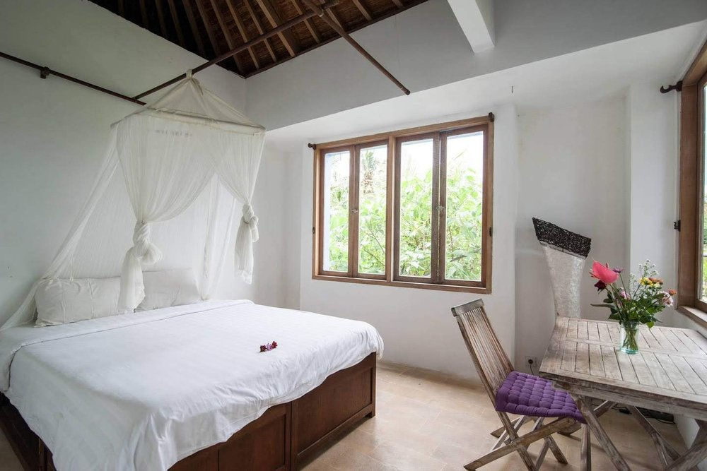 two yomie suite - $2288open-air, spacious, bali lux room.your own twin bed.