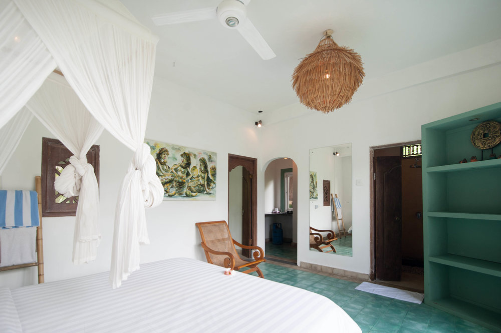three yomie suite - $2188open-air, spacious, bali lux room.your own twin bed.