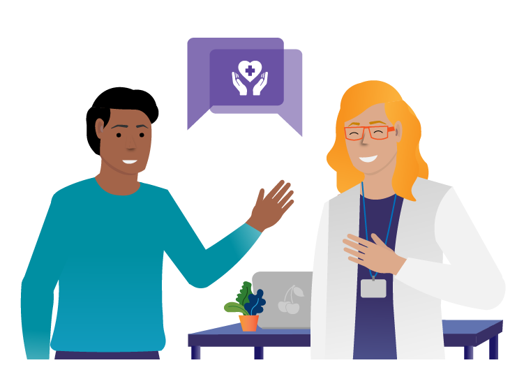 Cultivating patient engagement in the care process  - Tickit® is a digital solution that gives patients a voice in their own care, helping to remove stigma, and providing them with a more satisfying and informed experience at their community clinic.