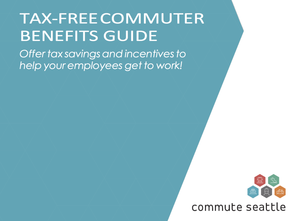 Pre-tax commuter benefits are a simple and great way for employers to help their employees save on their commuting costs.