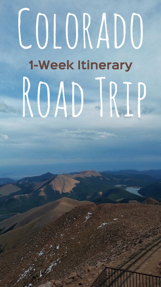 ULTIMATE COLORADO ROAD TRIP WITH 1-WEEK ITINERARY — Mack Packing