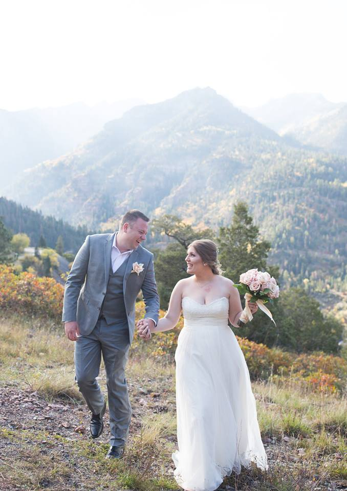 All of our totally beautiful photos are by Jayna Rosentreter Photography.