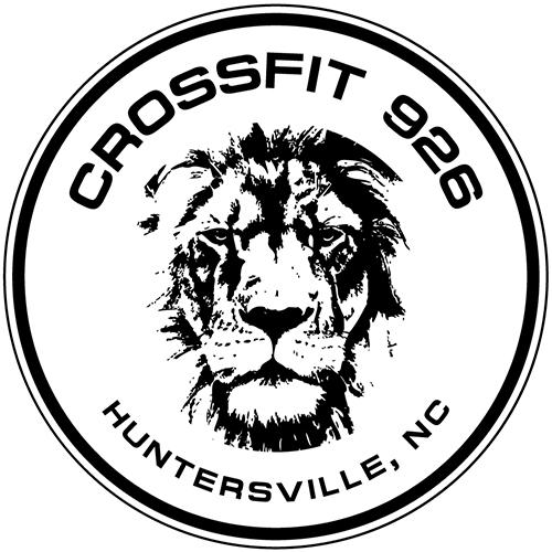 Crossfit926 Logo Black and White.jpg