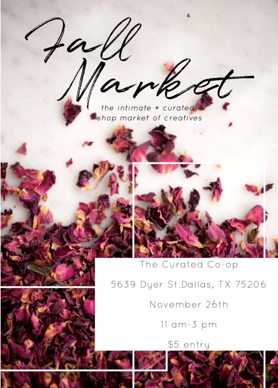Dallas, TX - ARCADIAN CO FALL MARKET