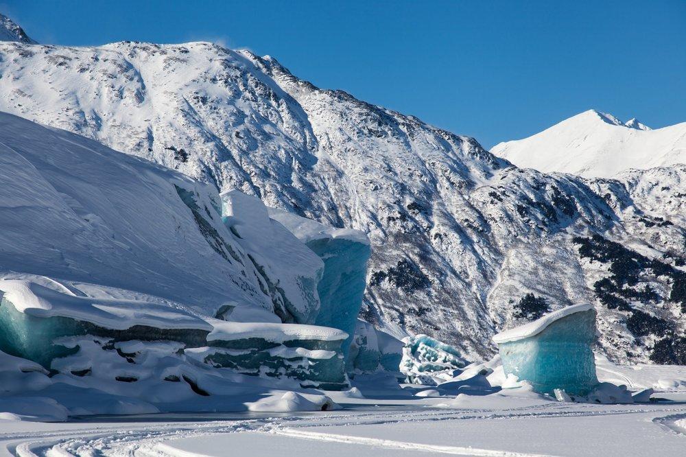 Awe-Inspiring Glaciers