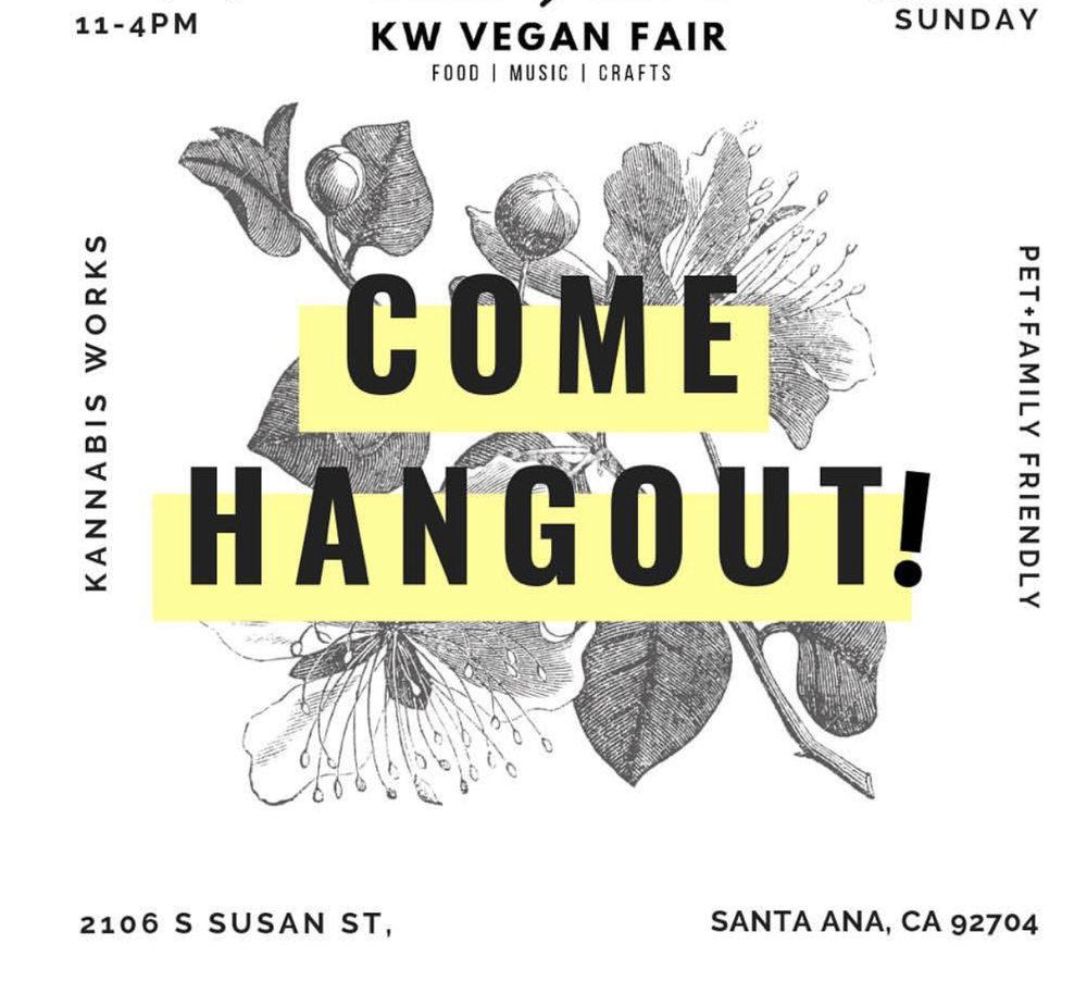 KW Vegan Fair