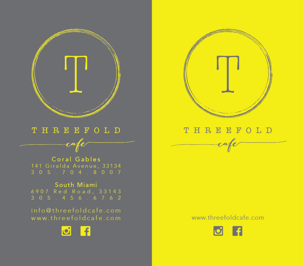 Business Card | Front & Back