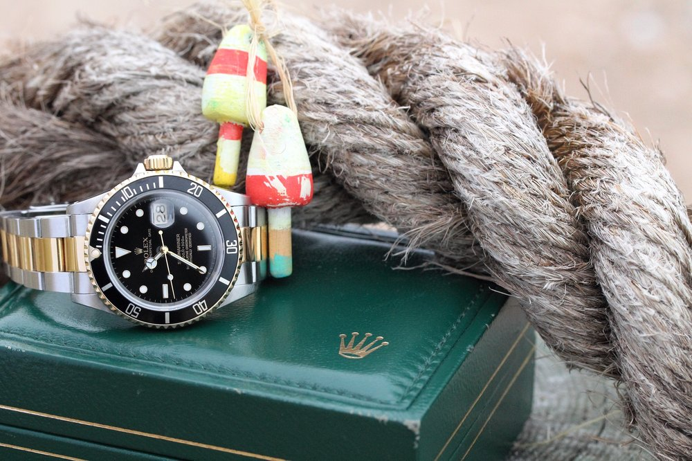 Hard To Say Goodbye: Bill's Rolex Submariner
