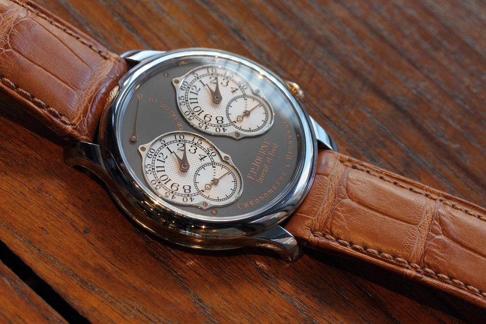 Time Keeper: John & F.P. Journe