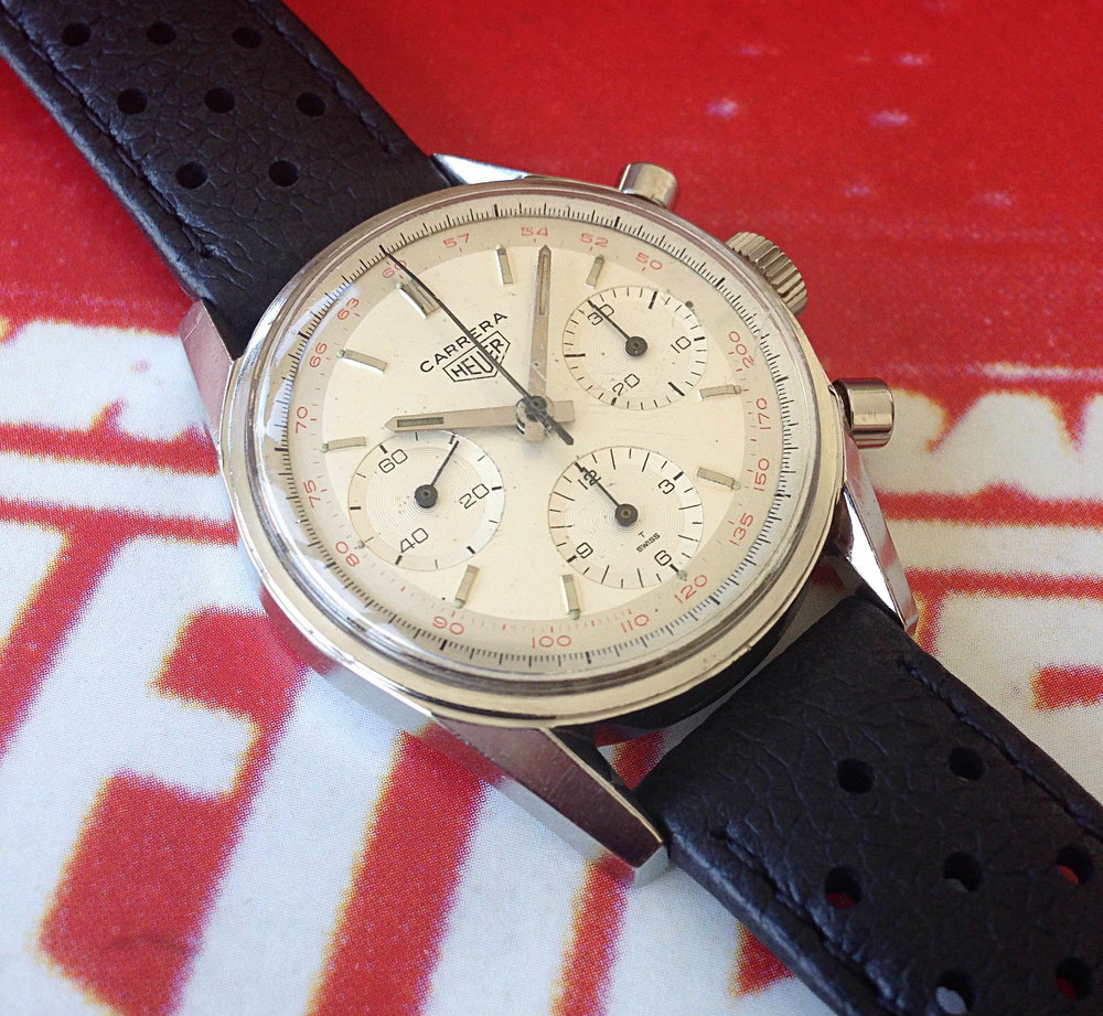 Finders Keepers: Justin's Vintage Carrera