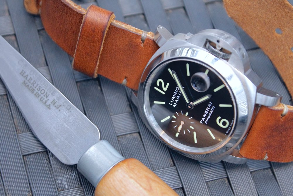 Strapped for Time: Shawn from Strapped Watch Co.