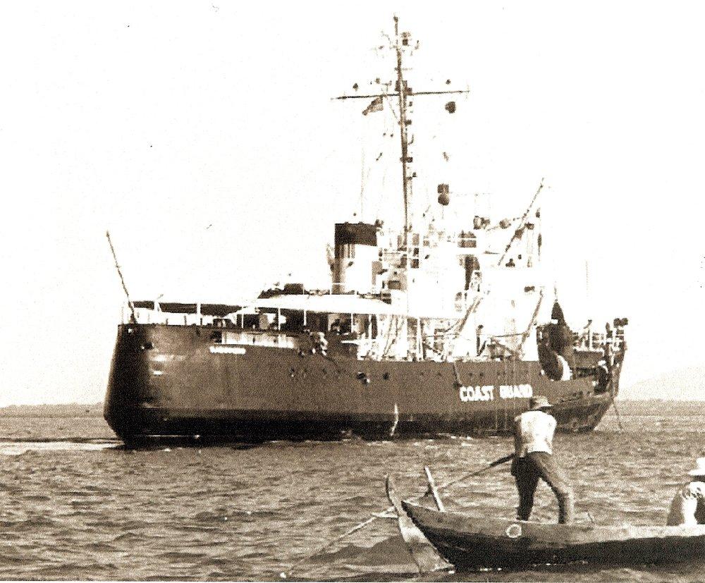 USCGC Basswood WLB 388