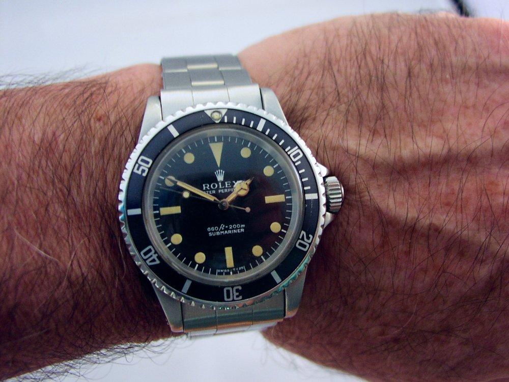 Rolex Submariner 5513 2.0